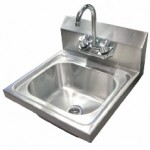 Wall Mount Hand Sink (Omcan)